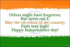 Happy Independence Day WhatsApp Status is what we are going to share with you. We warmly wishing all our viewers 15 August Happy Independence Day. Indian Independence Day Quotes, Independence Day Slogans, Happy Independence Day Messages, 15 August Independence Day, Patriotic Slogans, Patriotic Poems, Sms Jokes, Text Jokes, Whatsapp Text