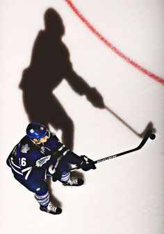 Clarke MacArthur Toronto Maple Leafs, Hockey, Canada, Night, Field Hockey