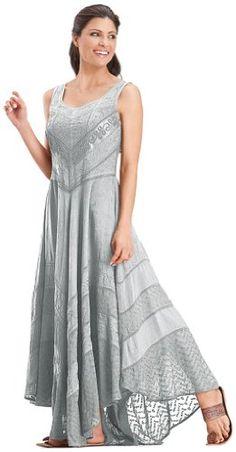 HolyClothing Venus Diamond Neck Lace Full A-Line Skirt Sun Dress - Medium - Silver Pewter HolyClothing http://www.amazon.com/dp/B00UKCJGCQ/ref=cm_sw_r_pi_dp_xjZdvb0TC2W3P