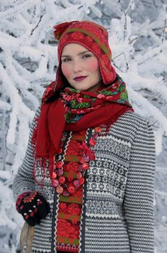 Solveig Hisdal - I love this look - the whole scandinavian feel to it