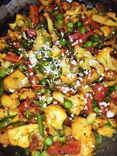 Recipe Of Mix Veg, Mix Vegetable Recipe, Garlic Recipes, Curry Recipes, Vegetable Recipes, Mixed Vegetables, Veggies, Veg Pulao