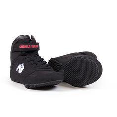 info for 96c09 8750b Gorilla Wear Bodybuilding Schuhe High Tops Black bei Gorilla Wear  Deutschland kaufen