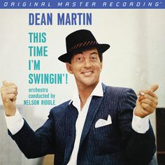 DEAN MARTIN - This Time I'm Swingin' (NUMBERED LIMITED EDITION HYBRID SACD)