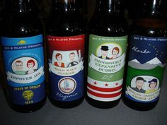 Great #homebrew labels! Very well thought out design/style.