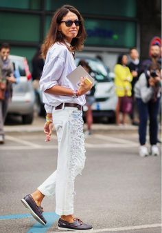 **down the mall with a cigarette** how to wear a button up 7 wys