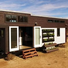 Outdoor enthusiasts Vanessa and Jared need a tiny house that gives them the…