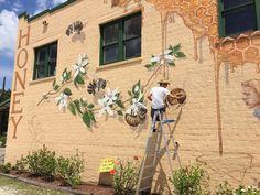 5万匹のミツバチ - アートプロジェクト