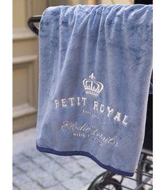 Copertina Pearl Velvet Petit Royal Blue