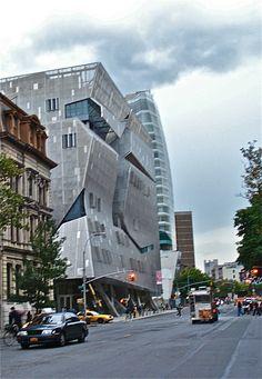 Strange Buildings In New York By Misty Snider