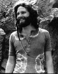 ...hippie Jim. The smile so rare.