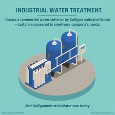 Culligan provides commercial and industrial water treatment systems for producing high purity process water to meet established quality standards.