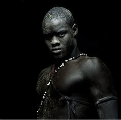 Absolutely fantastic photographic series of Senegalese wrestlers photographed by award winning photographer Denis Rouvre. Senegalese wrestling, or laamb is a mixture of bare-fist boxing and conventional wrestling. The fighters are coated with potions to extract evil and wear tallismans in the hope for good luck. Traditionally, laamb was a sign of a young man's talent and strength in order to attract a wife. via oitzarisme.ro and inspiredm.com