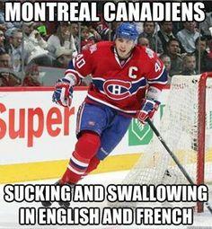 Canadien Suck 96