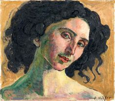 ferdinand hodler(1853-1918), portrait of the dancer, giulia leonardi, 1910. http://www.the-athenaeum.org/art/detail.php?ID=74352