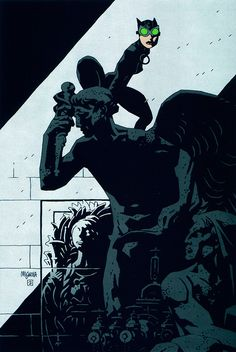 The Art Of Animation, Mike Mignola