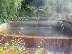 New pool at Poça Da Dona Beija #Furnas #tripAdvisor #açores #thermal #piscinatermal #nature #spa #portugal