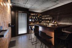 Самый маленький бар Франкфурта