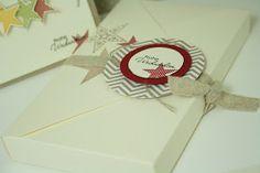 Kartenbox - Envelope Punch board