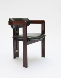 Augusto Savini; 'Pamplona' Chair for Pozzi, 1965.