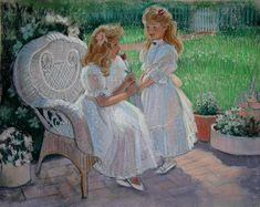 Sue Halstenberg: The Sisters Garden