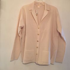 Books Brothers Cardigan Nice and never worn! Shoulder pads Brooks Brothers Sweaters Cardigans