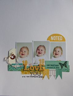 Love You - Member Gallery Lift by allieH at Studio Calico