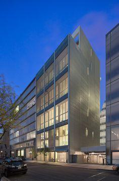 Metal Shutter Houses   New York City   Shigeru Ban Architects