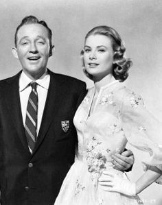 Bing Crosby and Grace Kelly, High Society, 1956