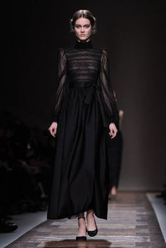 this one has me dizzy from Valentino, in a good way.