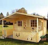 Zahradní domek - výprodej -doprava a šindel zdarma