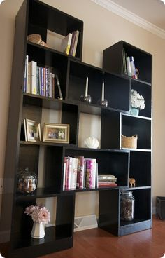 Diy Crate And Barrel Inspired Puzzle Bookcase Detailed Plans Available At Ana White