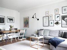 Wohnzimmerlampe Modern Fotos : Moderne minimalistische led deckenleuchten runden das schlafzimmer