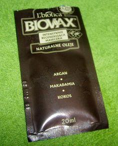 ZADBAJ O SIEBIE NA CODZIEŃ..: biovax maseczka do farbowanych włosów...