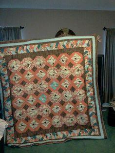Aviary quilt