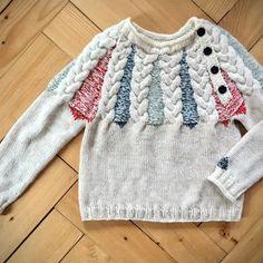 Fertig ist der Zopfmusterwahnsinn. @knit_kit #zopfmusterstricken #pulloverhandmade #strickanleitung @etsy.com/de/shop/KnitKit? Shops, Pullover, Sweaters, Etsy, Instagram, Fashion, Moda, Tents, Fashion Styles