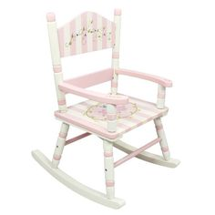 images about Little Girl Bedroom Ideas on Pinterest  Rocking chairs ...