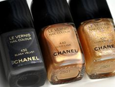 #nailpolish #chanel