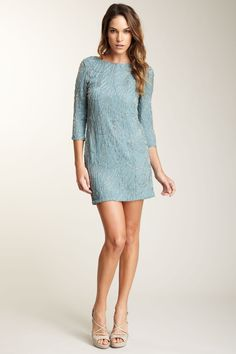 What Goes Around Comes Around Andress Beaded Dress