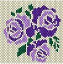 "Képtalálat a következőre: ""spring blossom peyote stitch"" Peyote Beading Patterns, Pony Bead Patterns, Peyote Stitch Patterns, Beaded Bracelet Patterns, Loom Patterns, Loom Beading, Beaded Banners, Beaded Crafts, Cross Stitch Flowers"