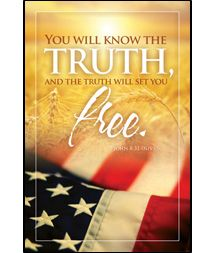 Patriotic Bulletin - You will know the truth