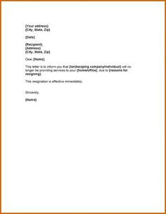 how to make 2 weeks notice resignation from tim hortons