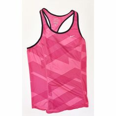 Nike | pink dri fit tank Size small. No trades. Never worn. Nike Tops Tank Tops