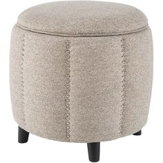 Madison Park Easton Ottoman  3 Color Options   Overstock™ Shopping   Great  Deals On Madison Park Ottomans
