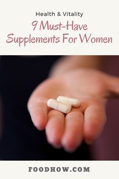 Best vitamins for women. Health remedies for vitamin deficiency symptoms. What vitamins should women take daily? Good multivitamin for women. Calcium Supplements, Supplements For Women, Nutritional Supplements, Good Multivitamin For Women, Best Multivitamin, Good Vitamins For Women, Types Of Yogurt, Calcium Deficiency, Healthy Body Weight