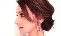Sabrina Parlatore posta foto da época da quimioterapia e afirma: Já tinha perdido 30% dos fios na ocasião