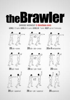 Brawler Workout