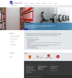 Projekt strony internetowej www.mkdok.no