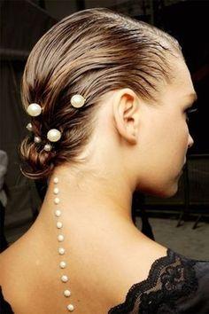 CHANEL hair