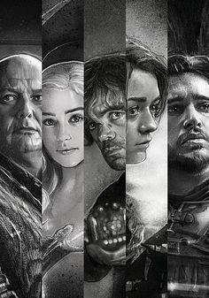 Game Of Thrones calendar