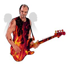 Trevor by ThomasJakeRoss on DeviantArt Trevor Philips, Grand Theft Auto Series, Michael X, Youtube Memes, Rockstar Games, Drawing Reference Poses, Gta 5, Videogames, Concept Art